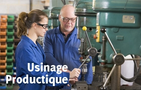 Usinage  Productique